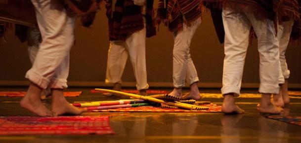 Tryptique de danses boliviennes, le 3 juillet 2015 à 19h30