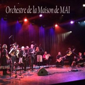 Orchestre de la Maison de MAI, Le 10 Avril 2016 de 16h à 18h  MPAA/La Canopée
