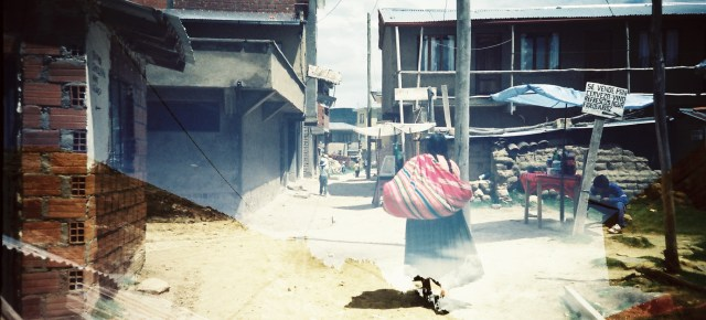 Cam Linh Huynh, Expo photo lomo Bolivie du 5 septembre au 15 octobre 2016