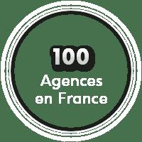 1000 Agences Focus en France
