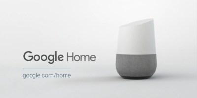 Google Home : le Google OK pour la maison.