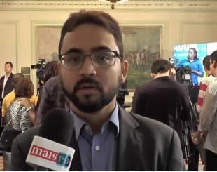 Tibério Limeira deixa o governo para tentar vaga na Câmara de João Pessoa