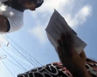 Vídeo amador flagra questionário com cenários avaliados pelo PSB