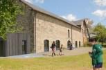 Restructuration d'une grange en salle des fêtes à Peyrat-Le-Château (87)