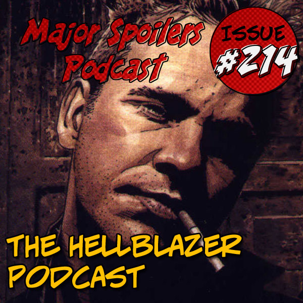 The Hellblazer Podcast