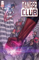 Danger Club #1 Cover