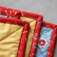 Fast Machine Quilt Binding 101