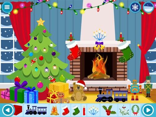 Medium Of Christmas For Kids