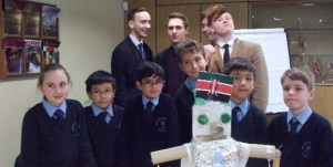 All Hallows Hosts 'The Time 2 Change' Competition 2016