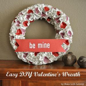 Valentine's Day Crafts Roundup