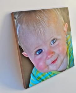 Easy DIY Wood Mounted Photograph (and a Giveaway!)