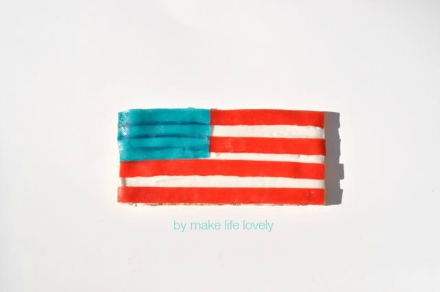 4th of July treat for kids | by Make Life Lovely