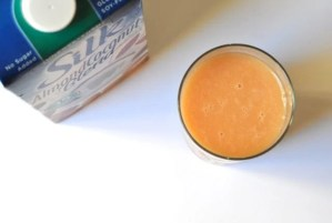 Strawberry Orange Julius with Silk Blends®