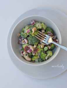 Broccoli Salad with Bacon Recipe