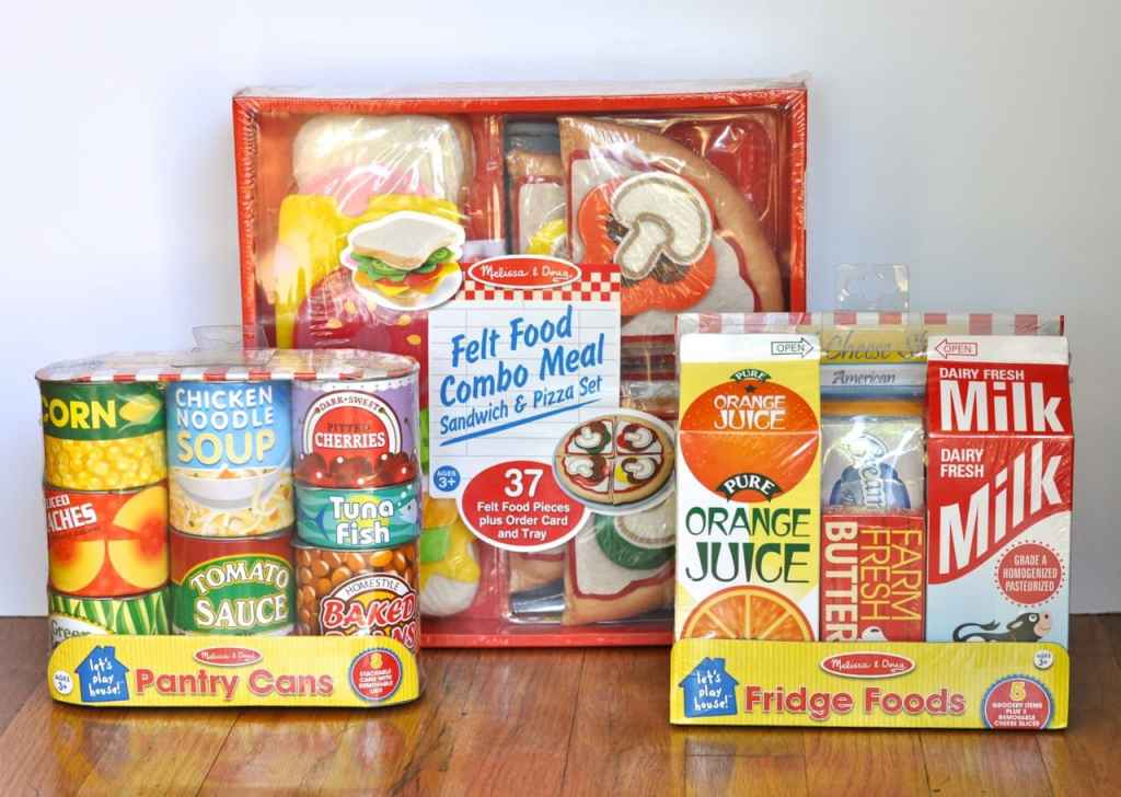 Melissa and Doug Toy Food at Target