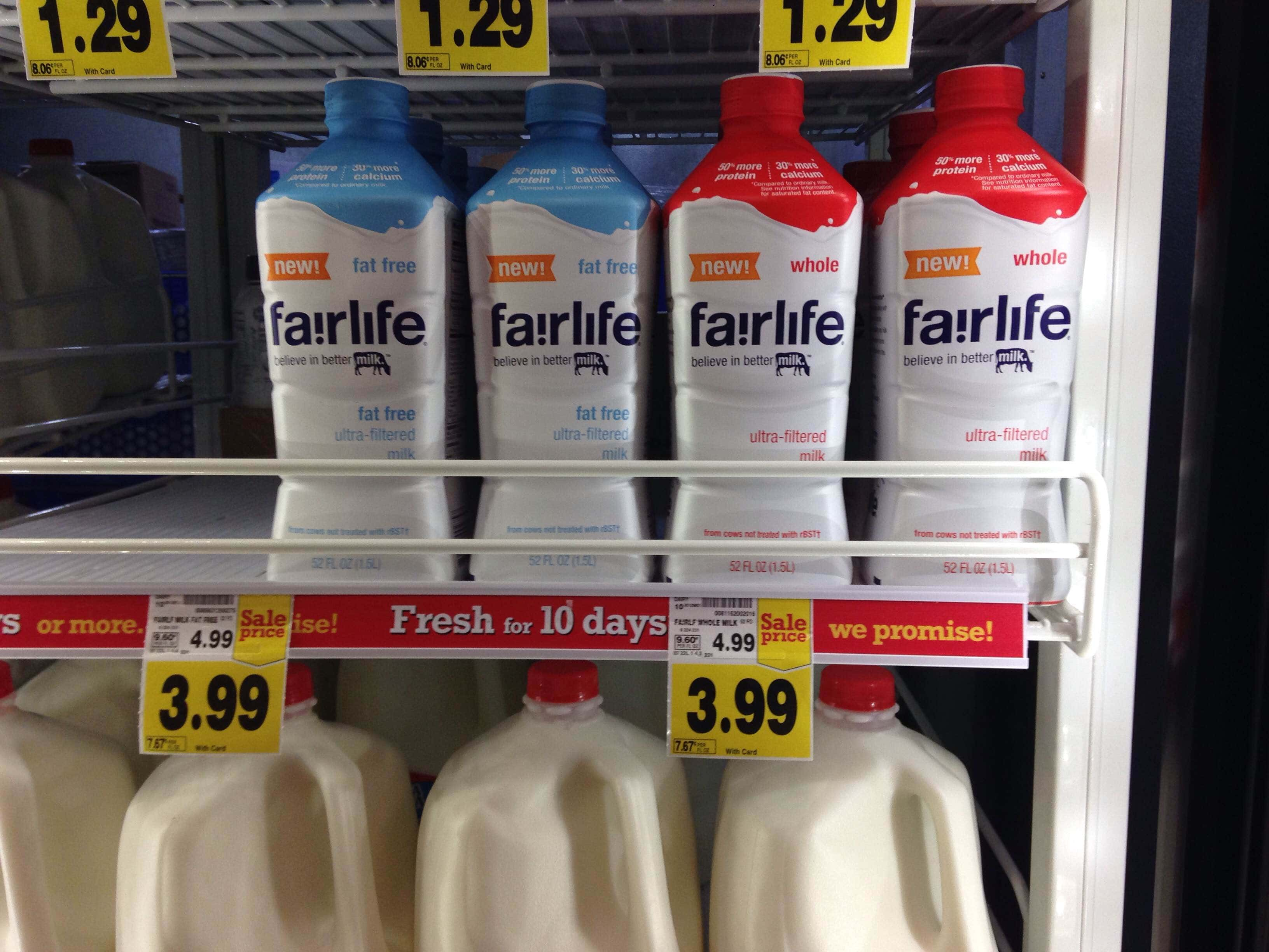 Fairfield Milk
