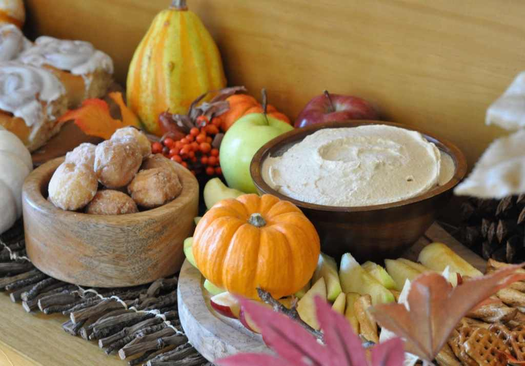 Fall Party Food