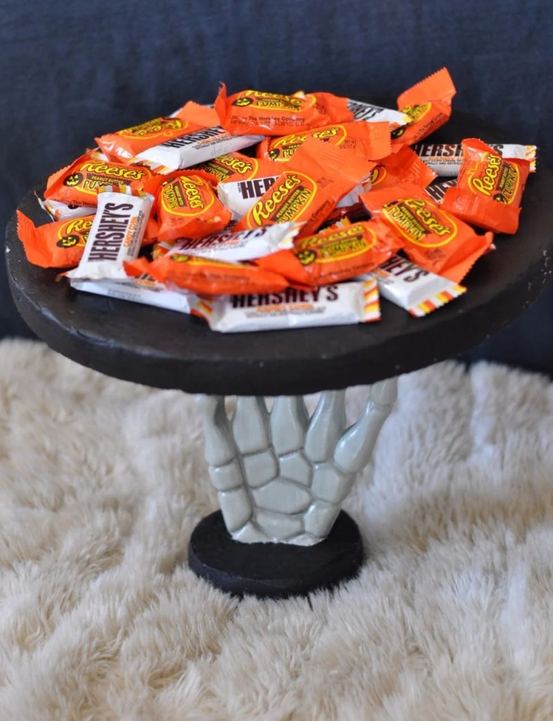 Halloween Candy Bowl Tutorial