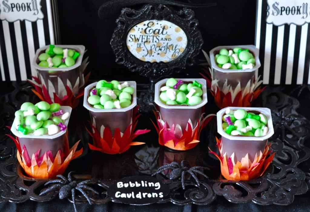 Halloween Snack Pack Pudding