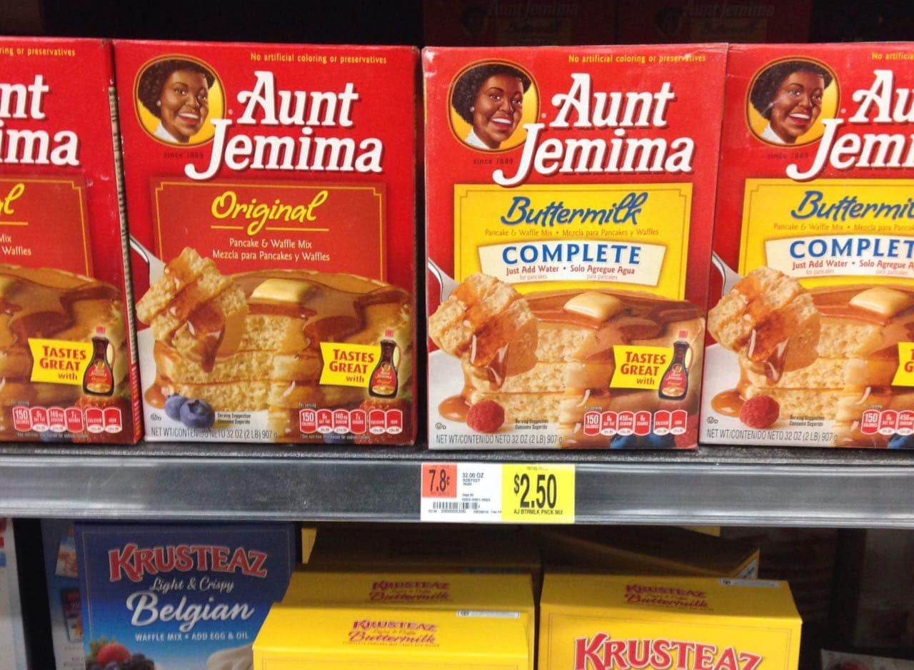 how to make aunt jemima pancakes kickass