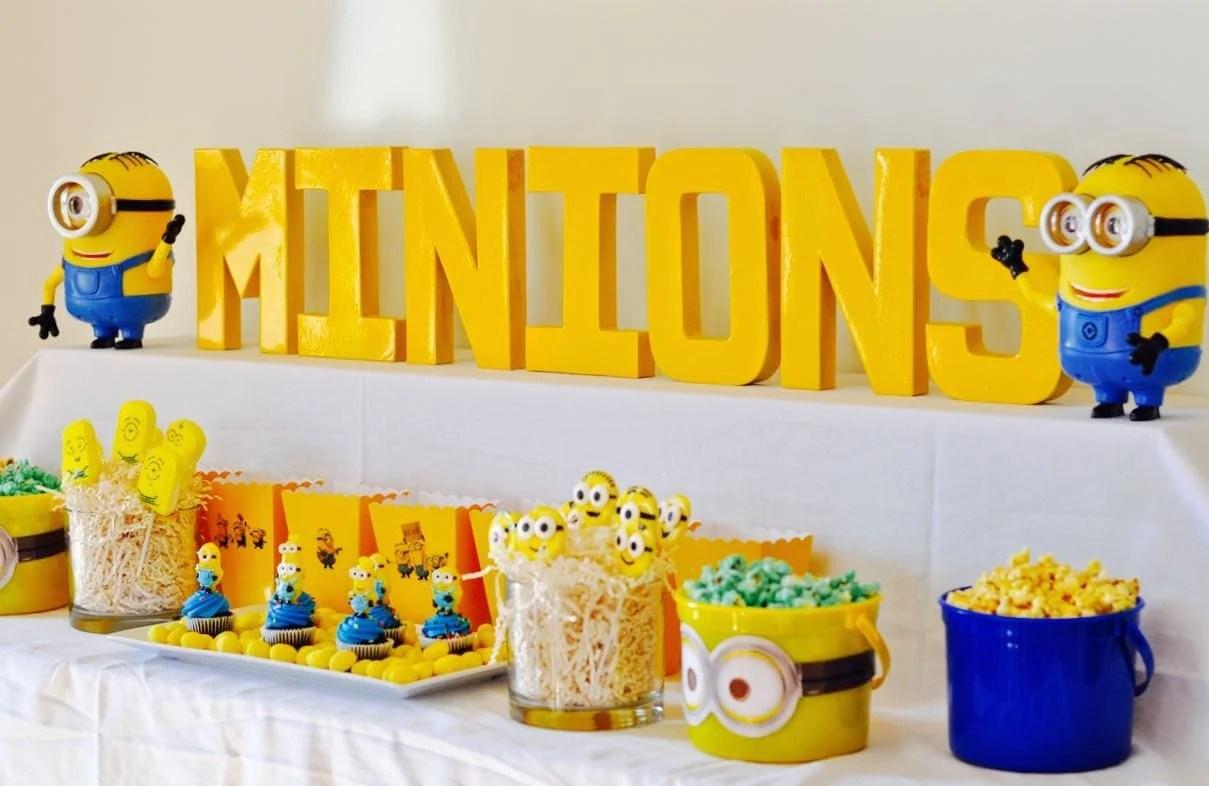 Minions Party Minions Party Diy Minions Paper Lanterns Make Life Lovely