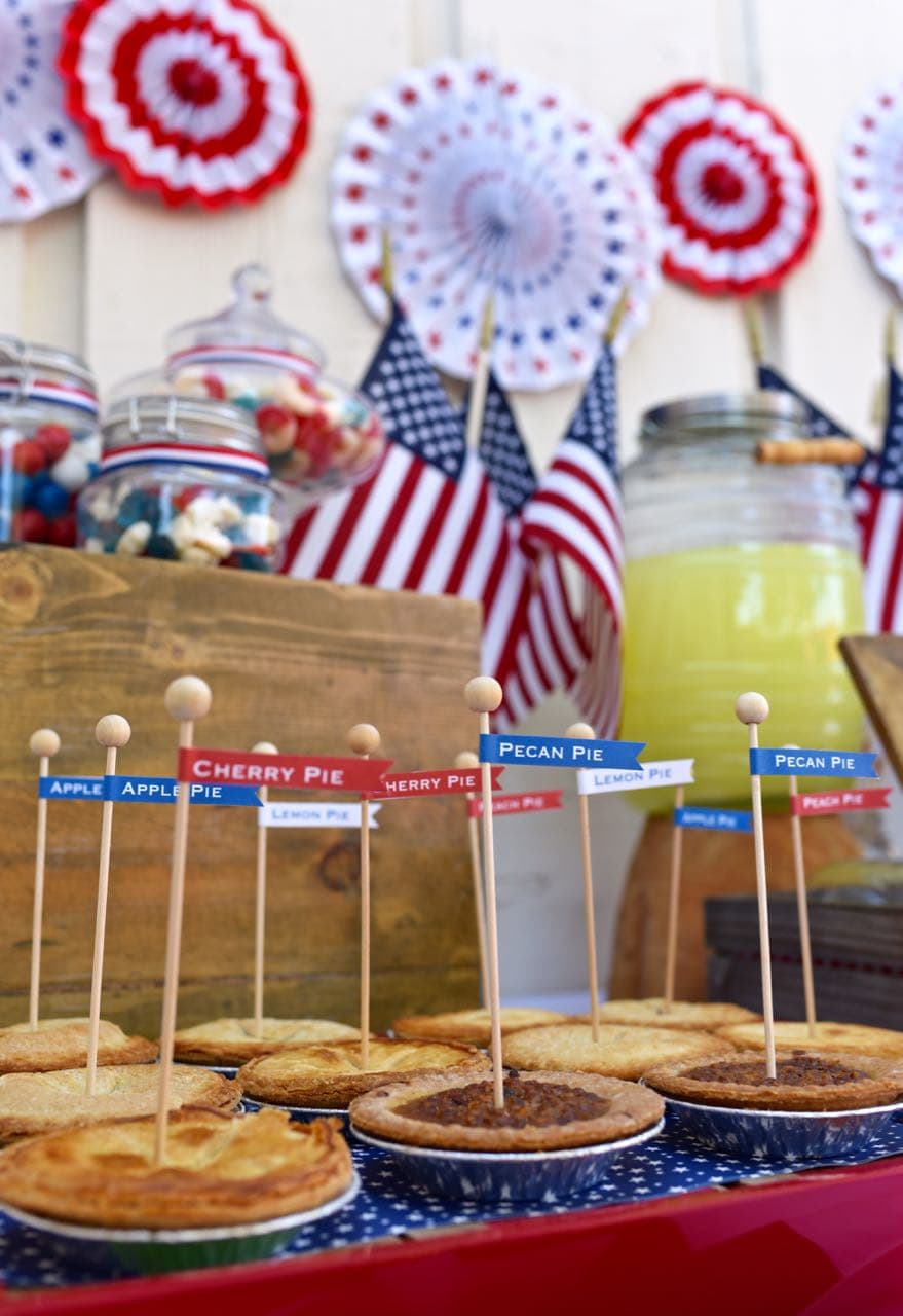Americana Fourth of July Party