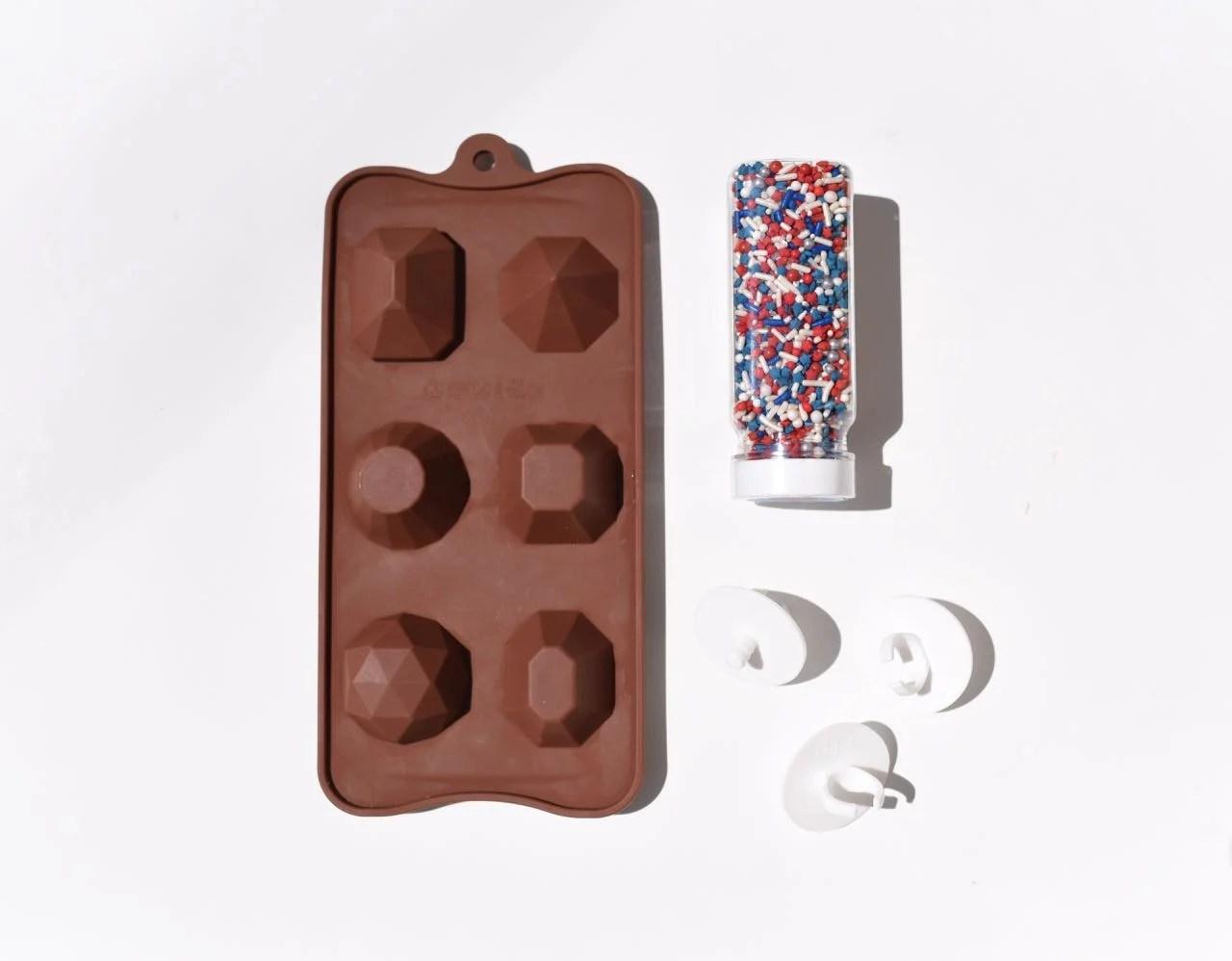 DIY Ring Pop Supplies