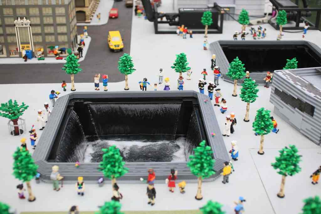 New York City at Miniland USA at LEGOLAND California