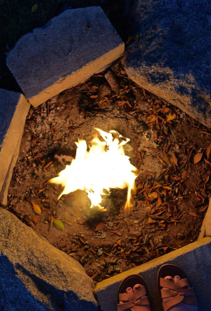 Summer Outdoor Entertaining with Duraflame Stax