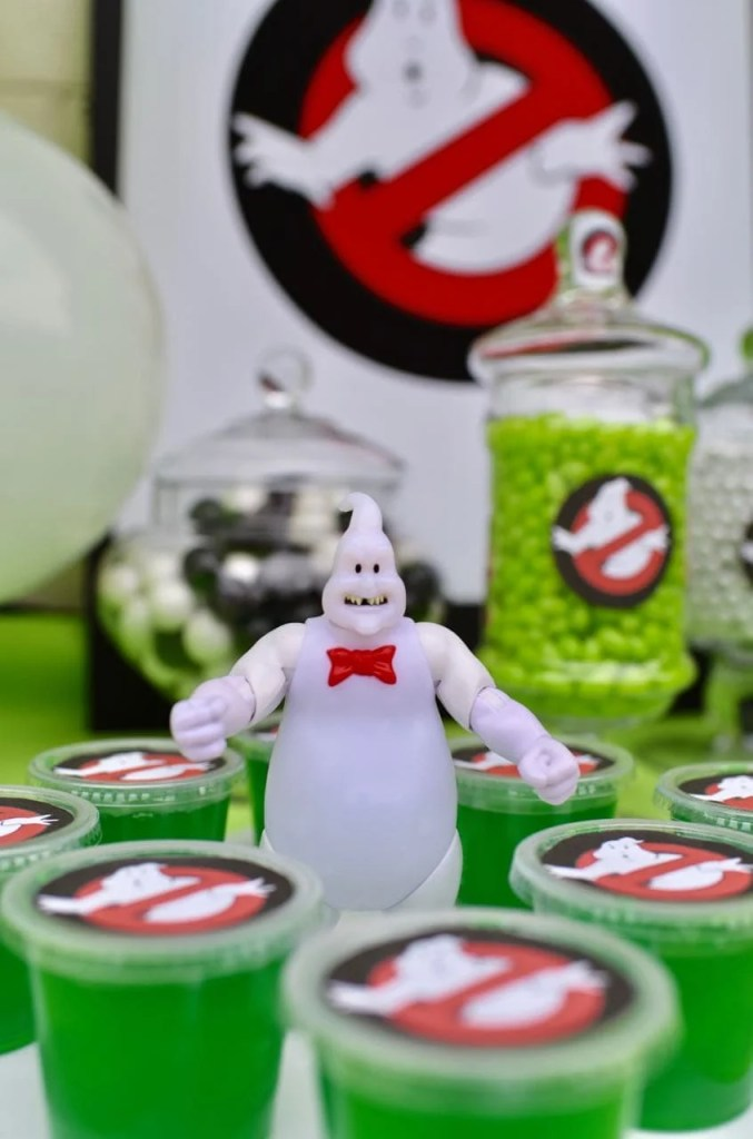 Ghostbusters Ectoplasm Jell-O