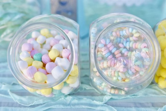 Sweets shop party candy