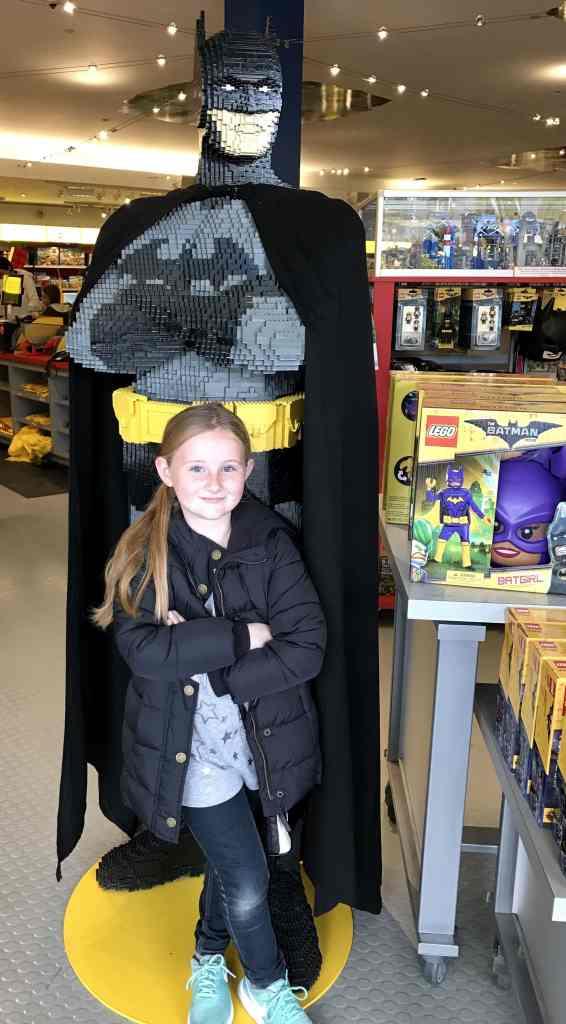 Legoland Batman Movie Days