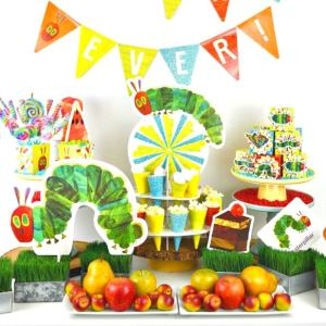 Very Hungry Caterpillar Party Your Kids Will Love