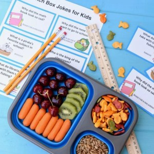 Printable Lunch Box Jokes for Kids for Back to School Laughs