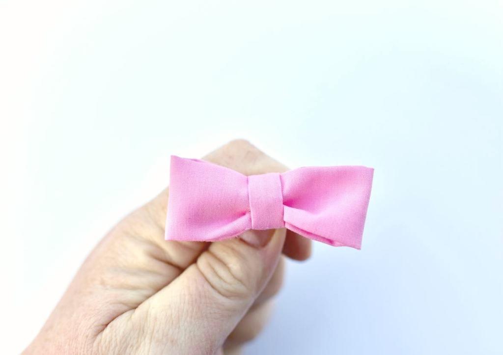 How to make no sew hair bow headbands