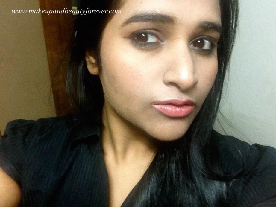 Colorbar Velvet Matte Lipstick 58 BR Bare Review Astha Goel