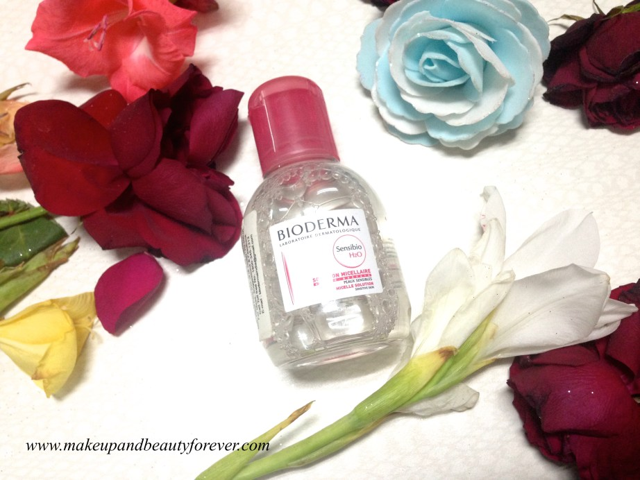 Bioderma Sensible H2O Micelle Solution Review 1