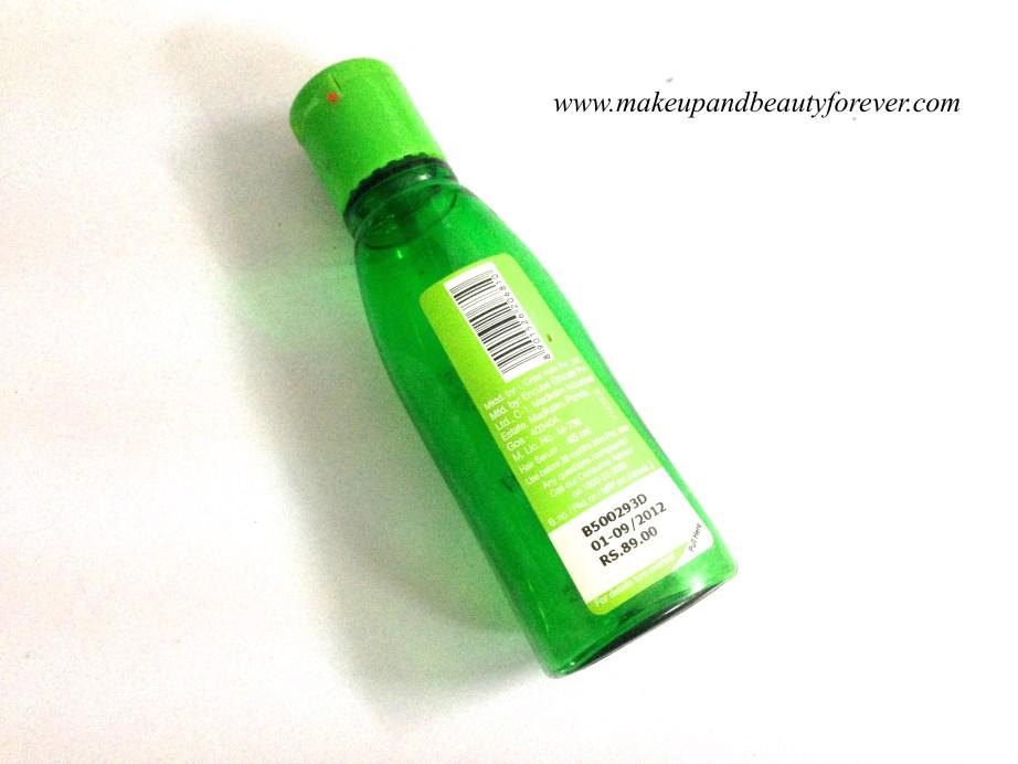 Garnier Fructis Silky Straight 24:7 Smoothing Serum Review 2