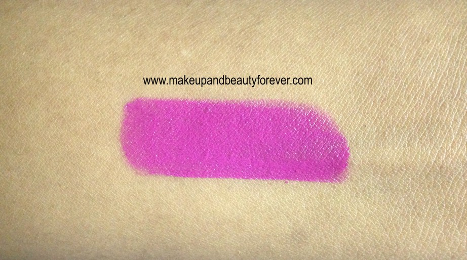 New Lakme Enrich Satin Lipstick P 163 Review Swatches