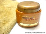 Organix Smooth Hydration Argan Oil and Shea Butter Moisture Restore Mask Review