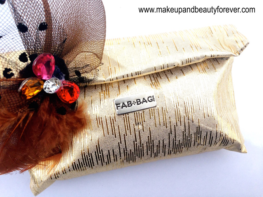 Fab Bag July 2015 Red Carpet Edition