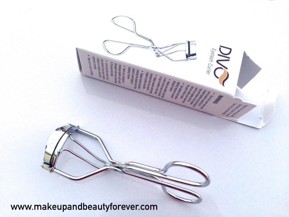 Divo Eyelash Curler Indian Makeup and Beauty Blog