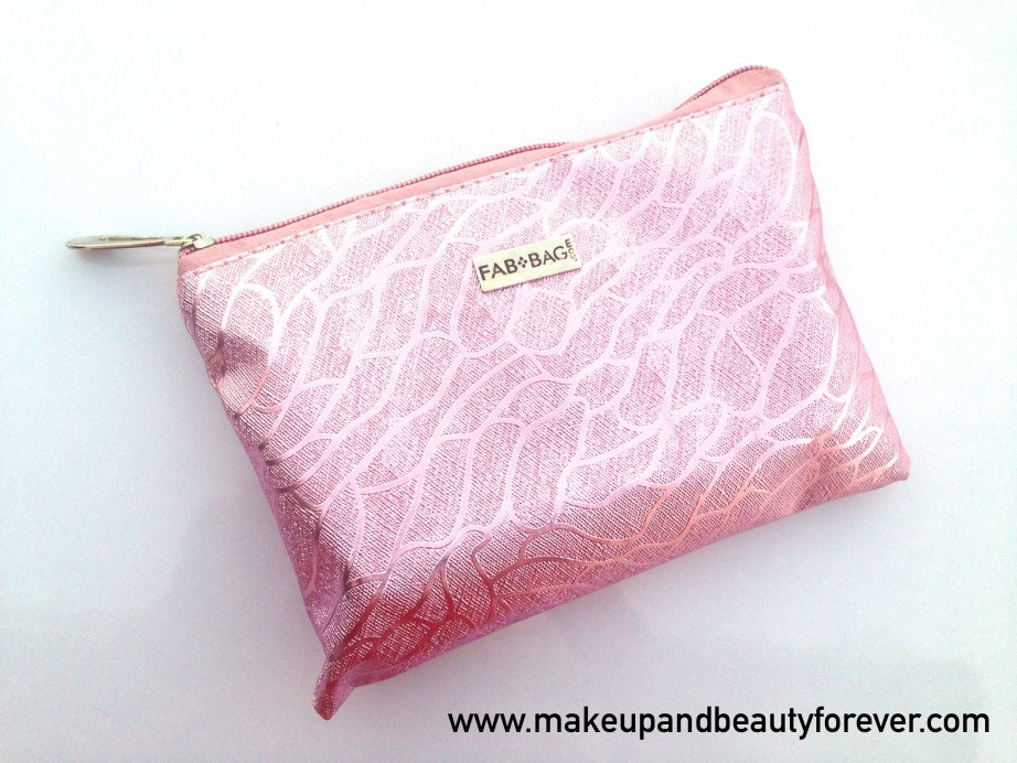 Fab Bag August 2015 Cast A Spell MBF