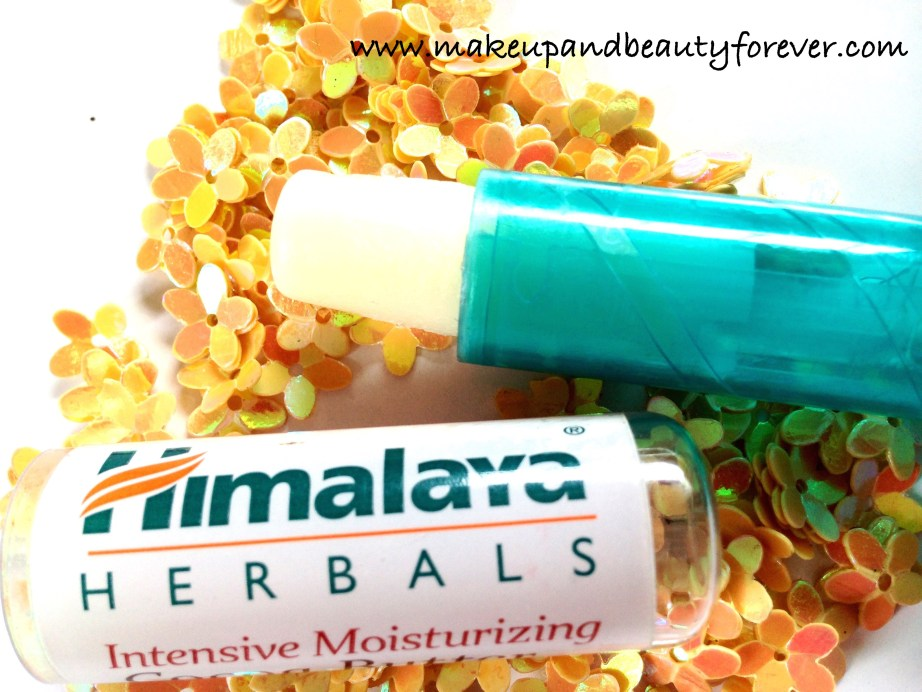 Himalaya Herbals Intensive Moisturizing Cocoa Butter Lip Balm Review India