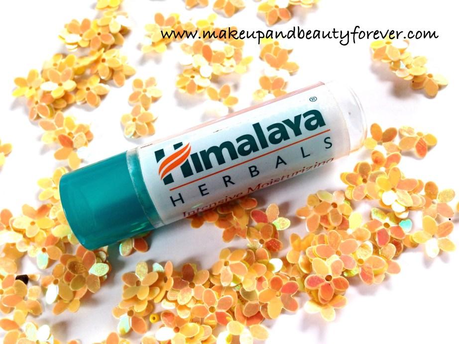 Himalaya Herbals Intensive Moisturizing Cocoa Butter Lip Balm Review