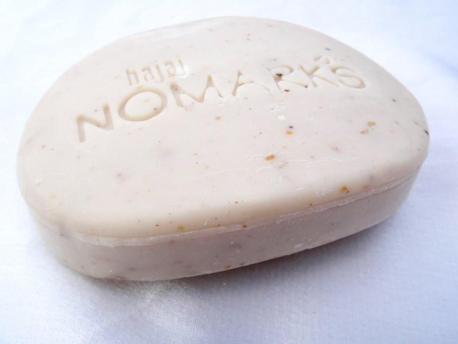 Bajaj NOMARKS Herbal Scrub Soap Review Indian Makeup and Beauty Blog