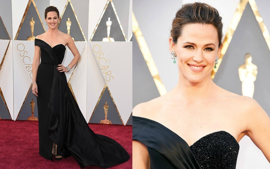 Jennifer Garner Oscars 2016 best dress