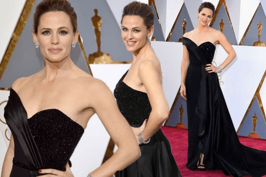 Jennifer Garner best dressed oscars 2016