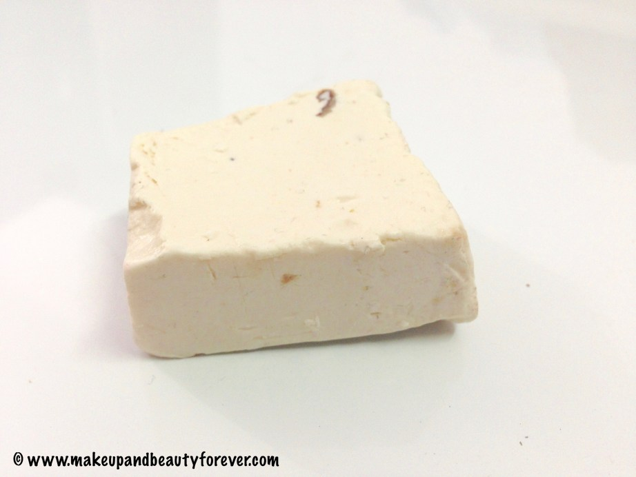 LUSH Sultana of Soap Review Indian Makeup and Beauty Blog MBF