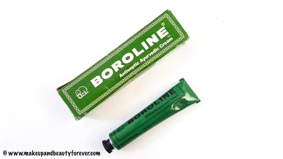 Boroline Antiseptic Ayurvedic Cream Review Indian Makeup and Beauty Blog